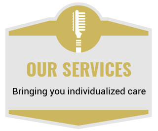 Our Services - Bringing you individualized care